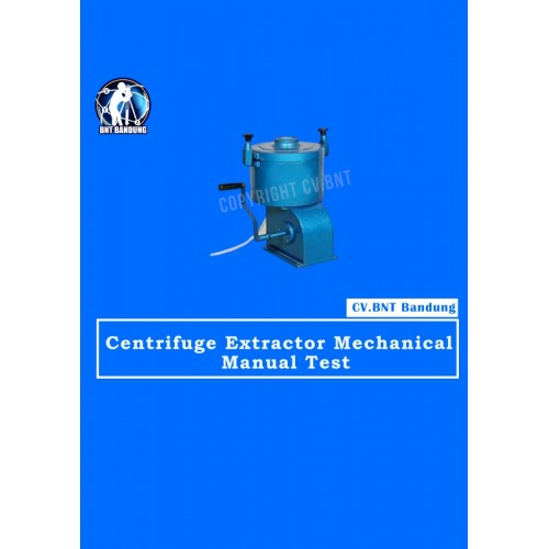 alat lab Centrifuge Extractor Mechanical Manual Test 500x500 1