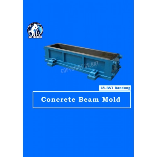 alat lab Concrete Beam Mold 500x500 1