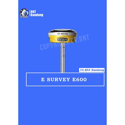 E SURVEY E600