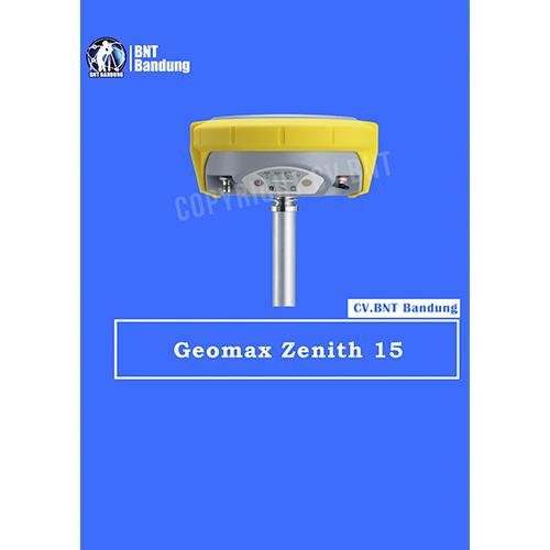 GEOMAX ZENITH 15