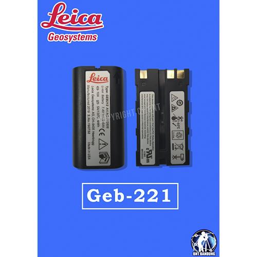 battery leica Geb 221
