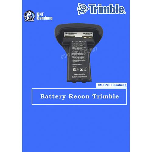 battery recon Trimble