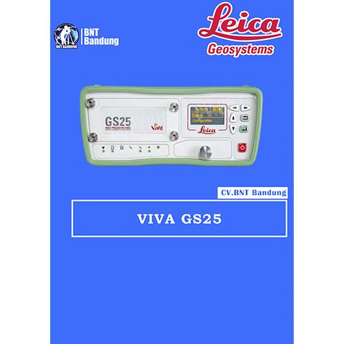 LEICA VIVA GS25