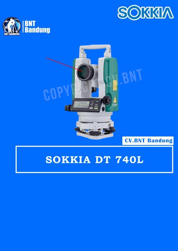 DT SOKKIA DT740L