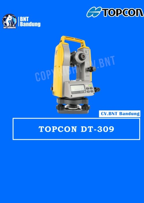 DT TOPCON DT 309