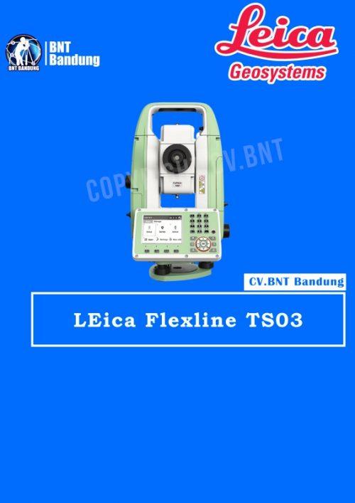 TS LEica Flexline TS03