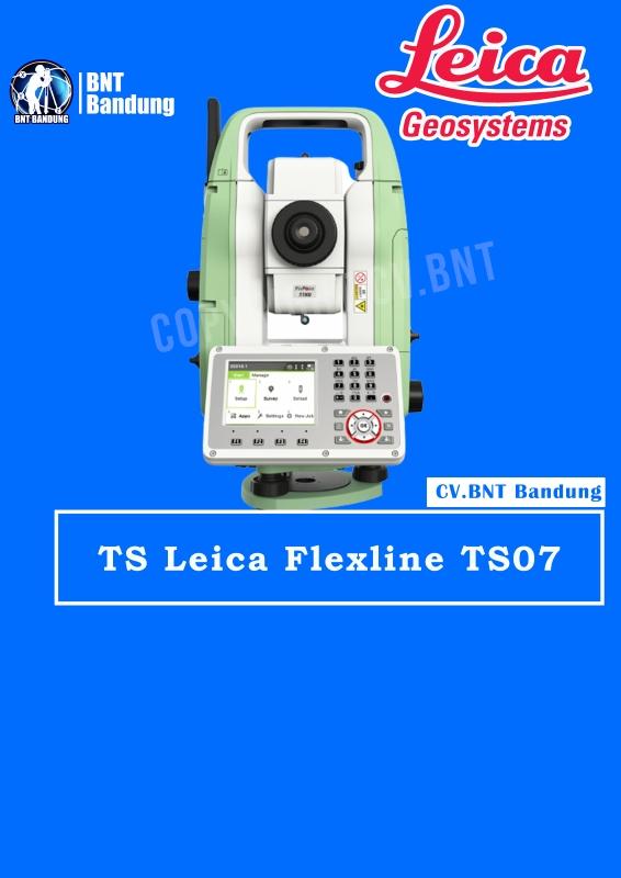 TS Leica Flexline TS07