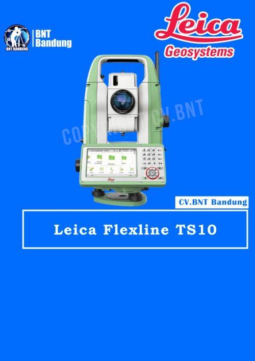 TS Leica Flexline TS10