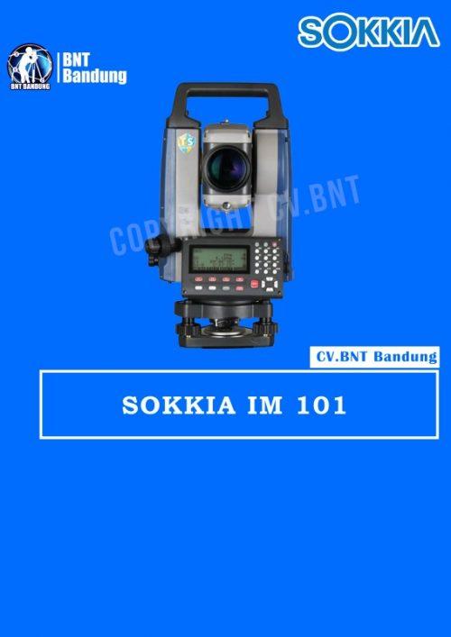 TS SOKKIA IM 101