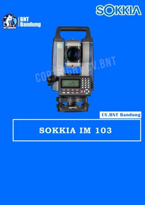 TS SOKKIA IM 103