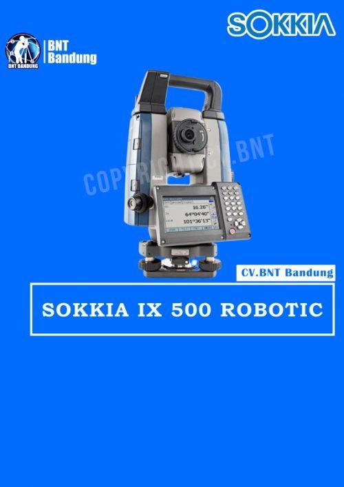 TS SOKKIA IX 500 ROBOTIC