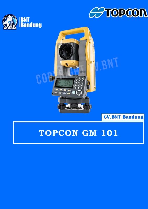 TS TOPCON GM 101