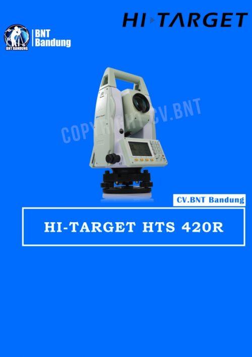TS hi target HTS 420R
