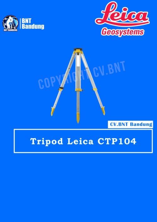 Tripod Leica CTP104