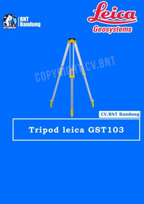 Tripod leica GST103