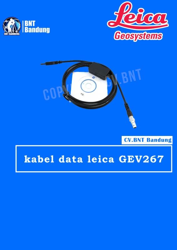 kabel data leica GEV267